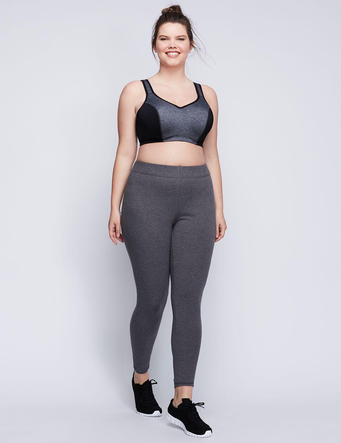 Plus Size Sports Bras with Padded Support | Lane Bryant