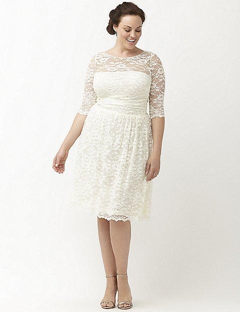 Kiyonna Dresses | Plus Size 0X-4X | Lane Bryant