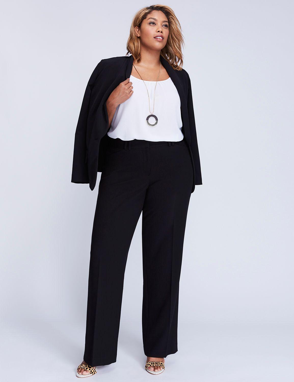 Petite Plus Size Women's Pants | Lane Bryant