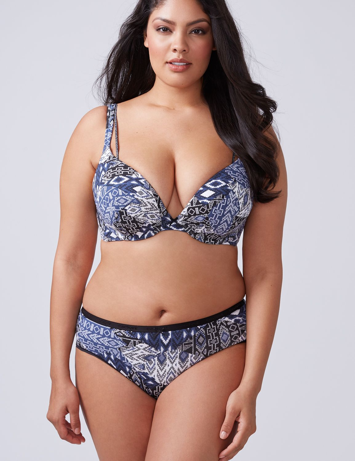 buy 5 cacique panties for $35 | plus size panties | lane bryant