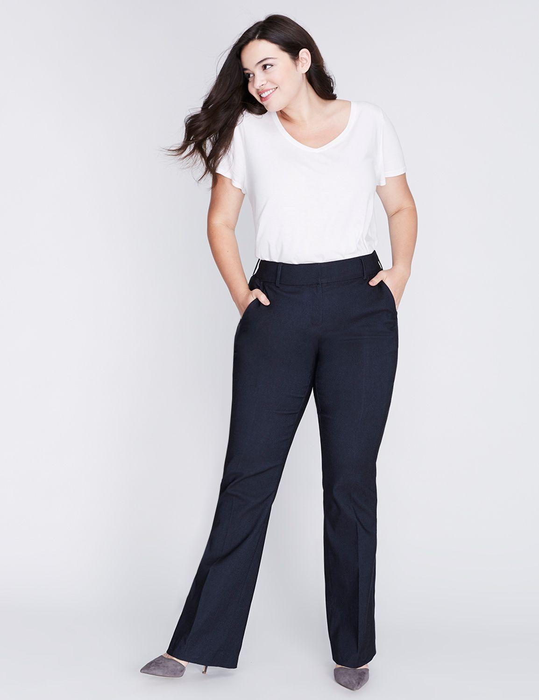 Pantaloni de damă LANE BRYANT Lena, Plus size