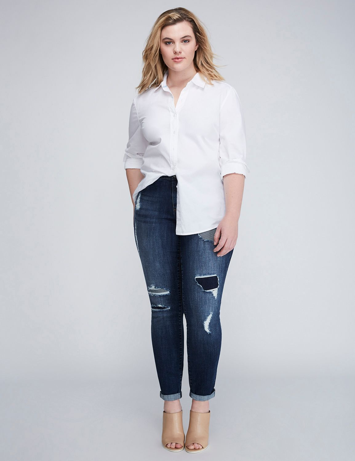 View All Women's Plus Size Jeans & Denim | Lane Bryant