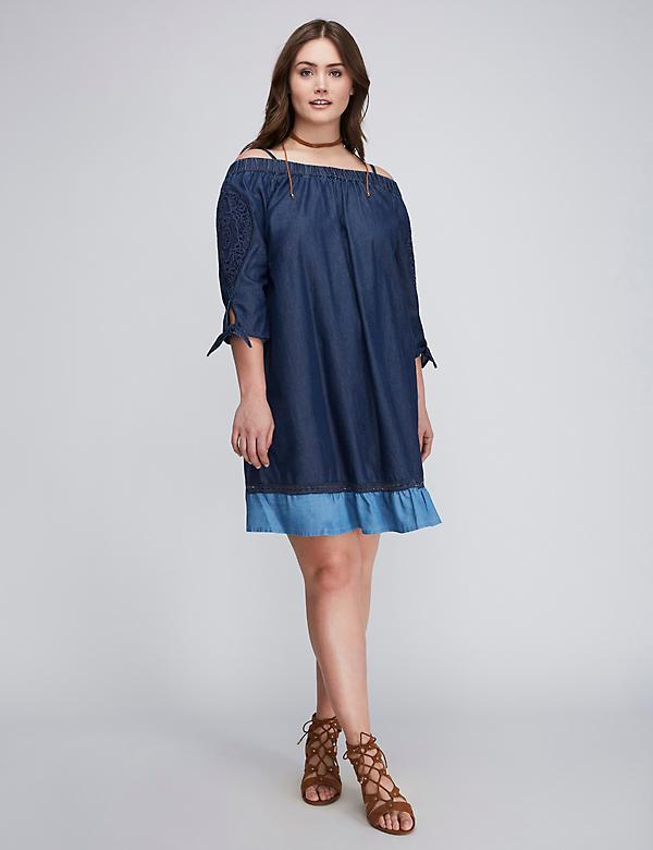 Clearance Plus Size Womens Dresses & Skirts Sale   Lane Bryant