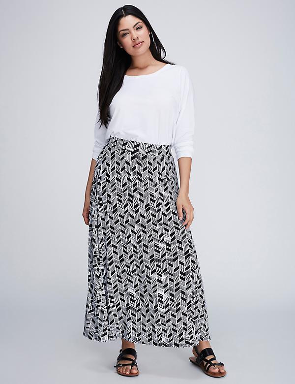 Plus Size Skirts - Plus Size Midi & Maxi Skirts | Lane Bryant