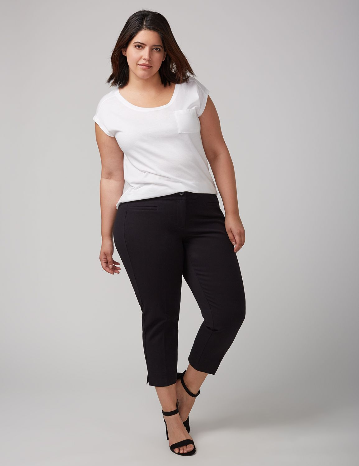 Pantaloni de damă LANE BRYANT Ashley, Plus size
