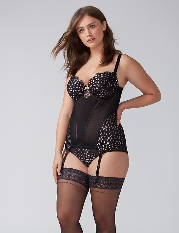 Sexy corset lingerie Women