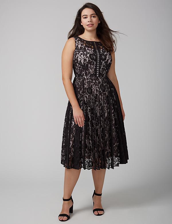 Shop Plus Size Dresses - Sizes 14-28 | Lane Bryant