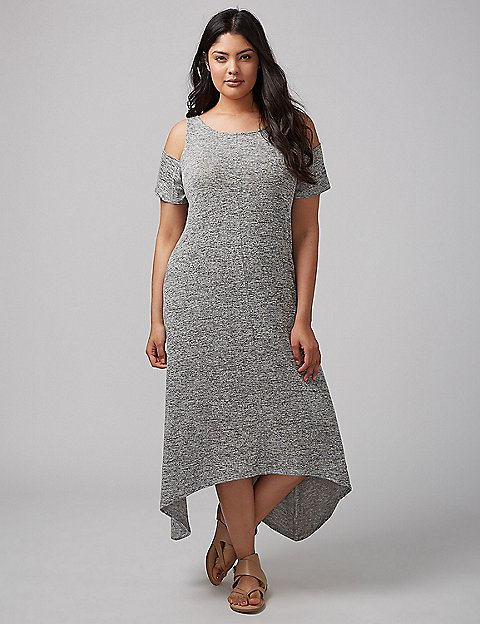 Shop Plus Size Midi Dresses | Lane Bryant