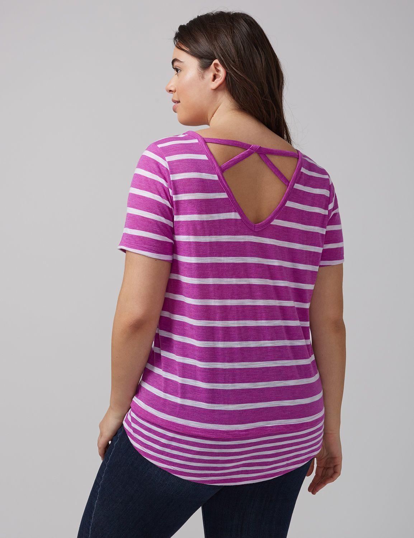 Tricou de damă LANE BRYANT Mix, Plus size