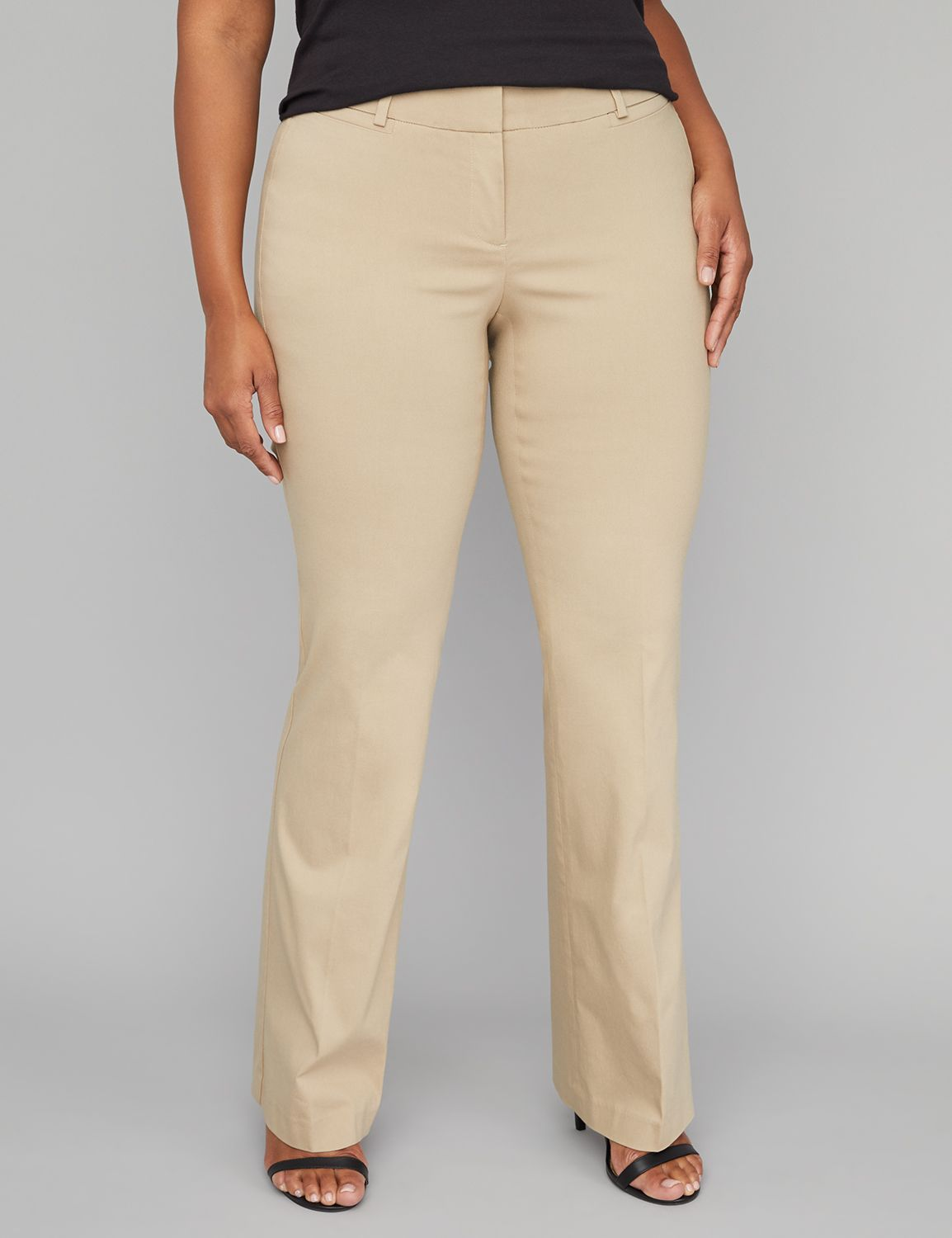 Pantaloni de damă LANE BRYANT Allie, Plus size