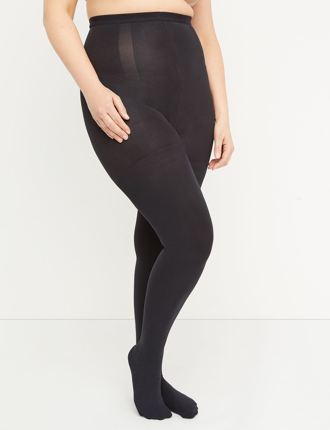 19a006686 Shaping Tights - Opaque