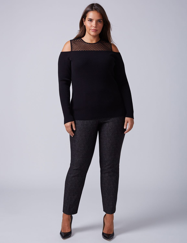 Plus size dress pants for tall women