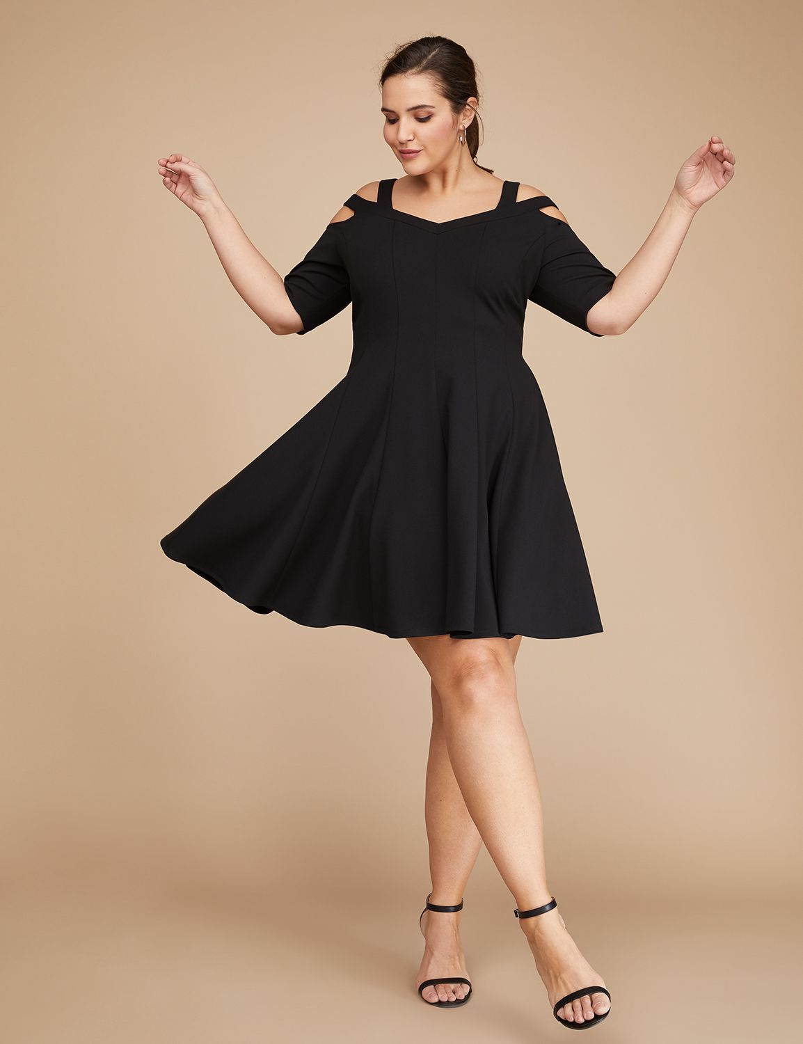 Fancy Plus Size Dresses | Special Occasion, Cocktail & Party Dresses ...
