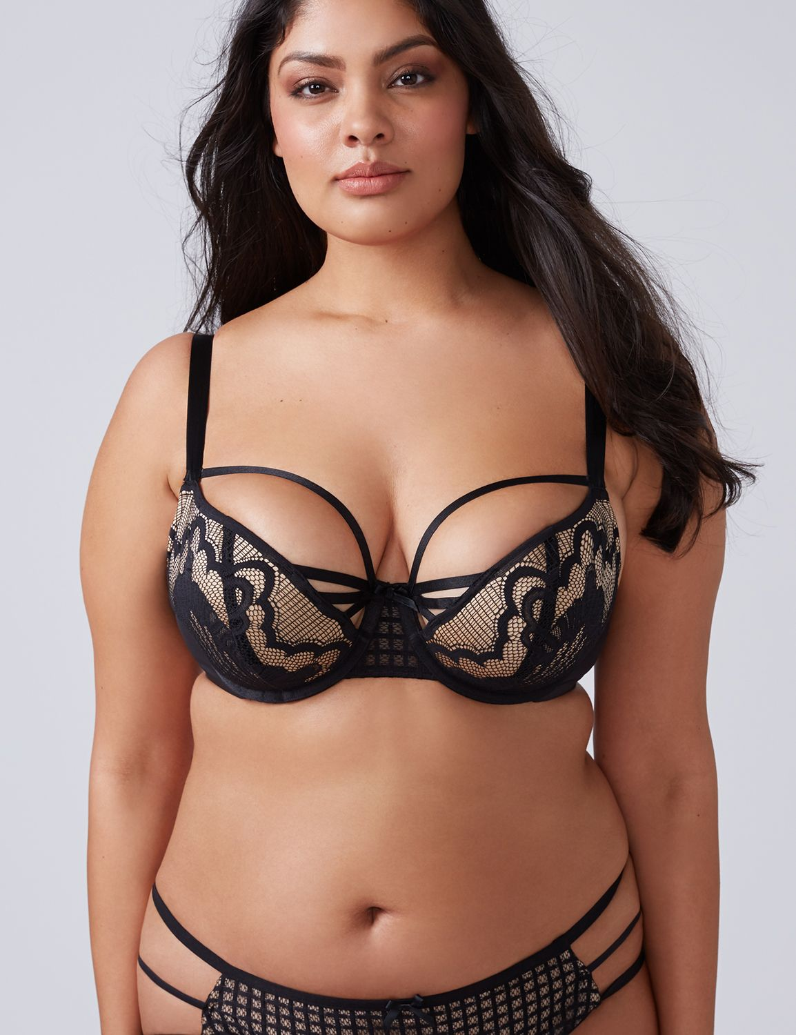 cacique plus size lingerie | sexy sleepwear & nighties | lane bryant