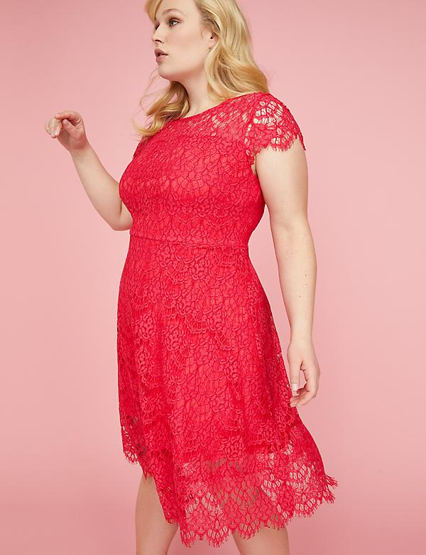 Plus Size Dresses Fit And Flare T Shirt Amp Party Dresses
