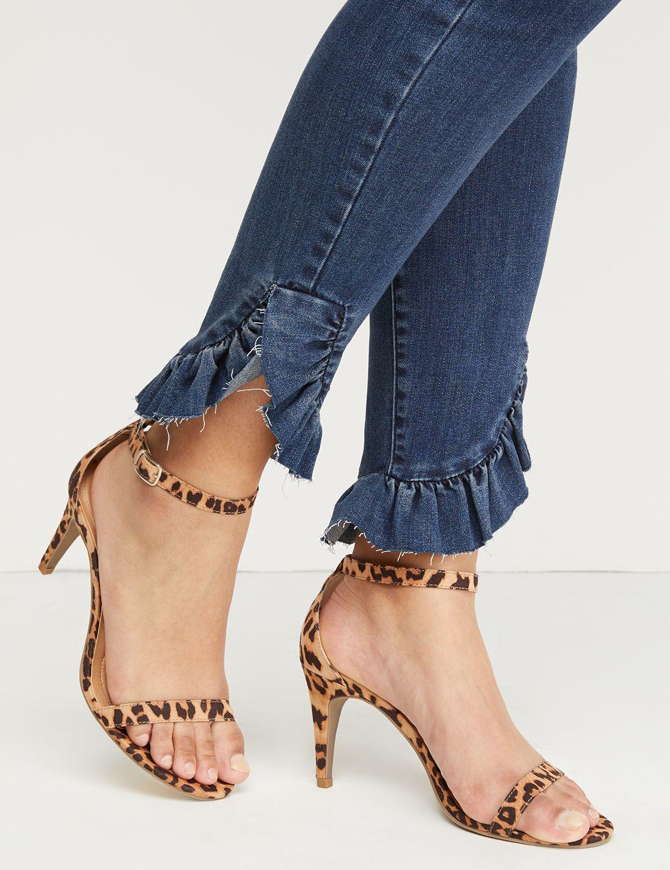 1b6c87f39ec2 Leopard Ankle-Strap High Heel
