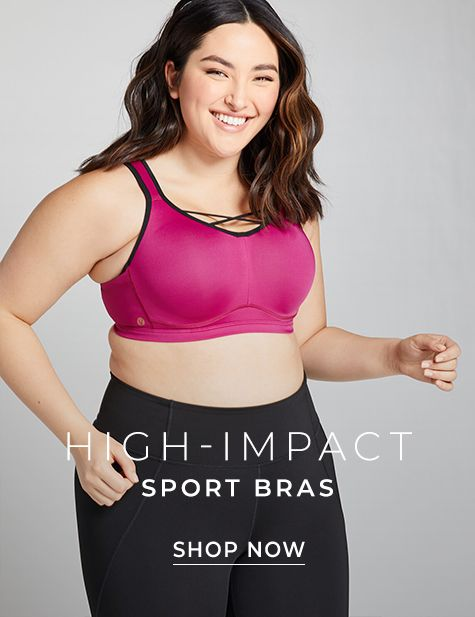 LIVI High Impact Sport Bra photo