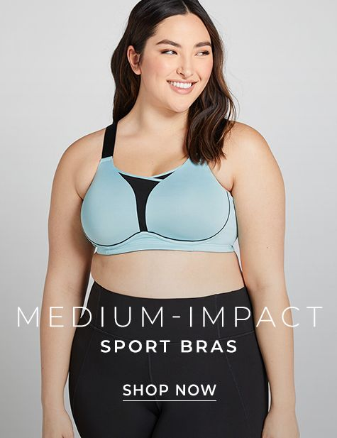 LIVI Medium Impact Sport Bra photo