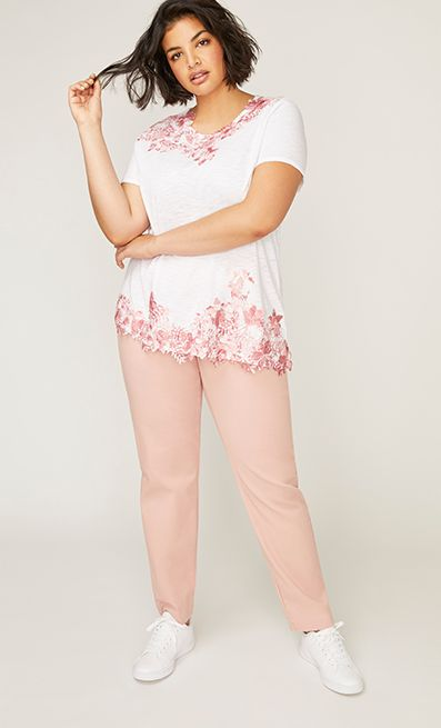 COOLMAX ALLIE ANKLE PANT