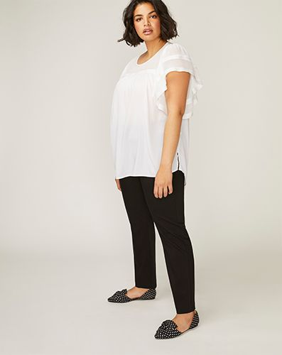 COOLMAX ALLIE SEXY STRETCH ANKLE PANT