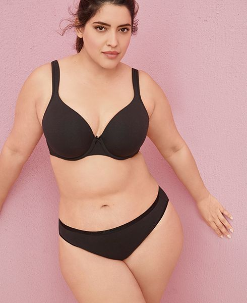 Possible Plus size bikini underwear