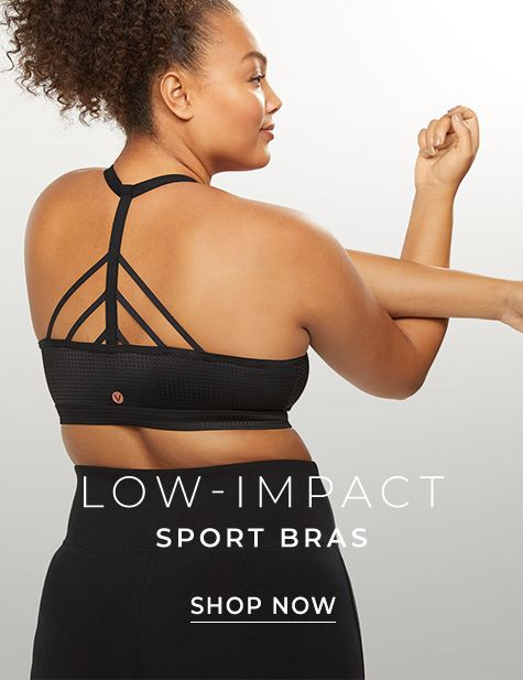 LIVI Low Impact Sport Bra photo