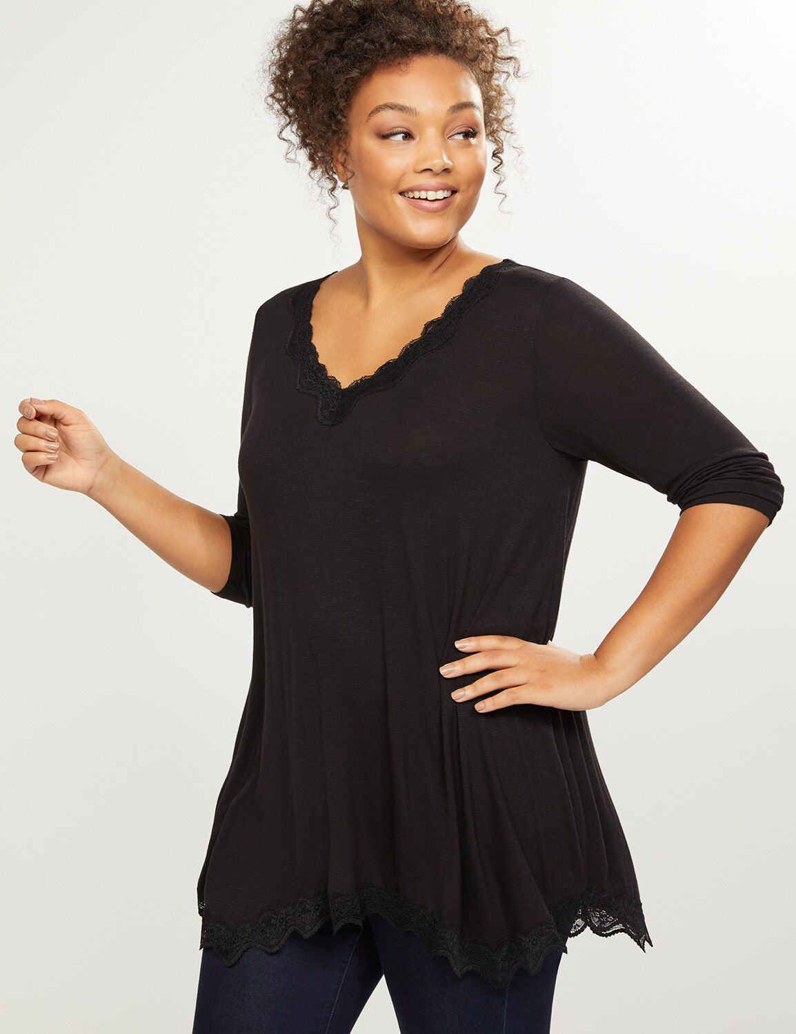Christmas Tops Plus Size.Plus Size Tops Shirts For Women Lane Bryant
