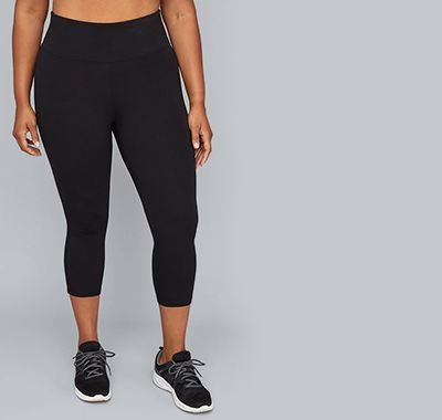 b2bd593e2f Plus Size Workout Pants & Leggings | Lane Bryant