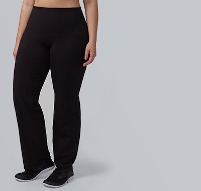 3306a814aafe22 Plus Size Workout Pants & Leggings | Lane Bryant