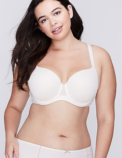French Full Coverage Cooling Bra