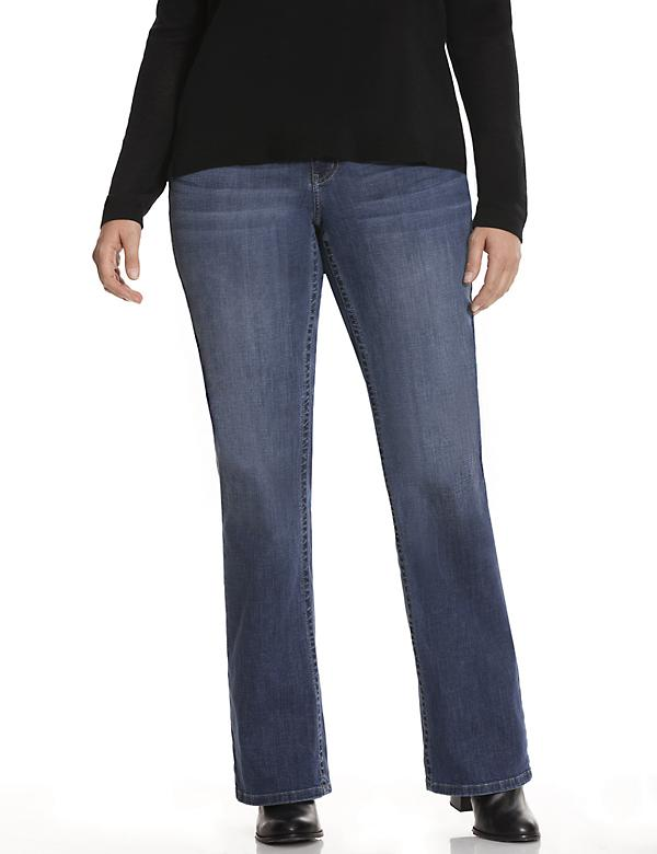 Genius Fit™ Mid Rise bootcut jean
