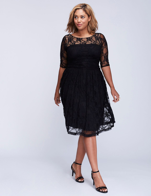Party Dresses Lane Bryant