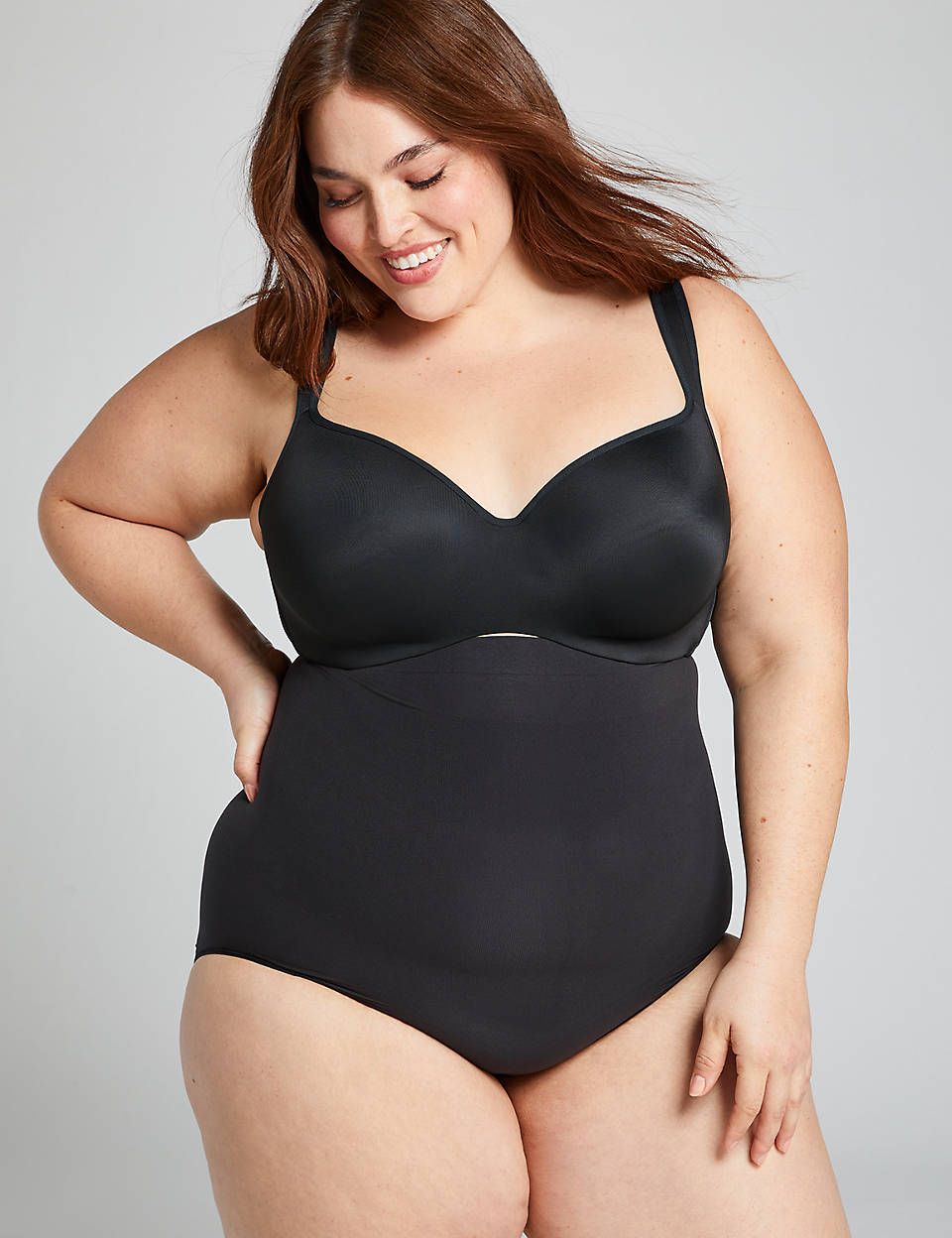 a8018ee16e Plus size Spanx Higher Power Panty