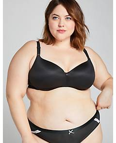 5f6dc01c5ba image of Invisible Backsmoother Lightly Lined Balconette Bra with sku 224438