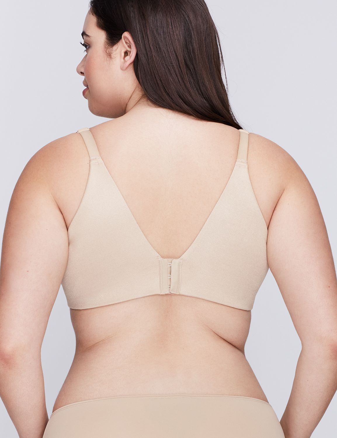 Invisible Backsmoother Lightly Lined Balconette Bra - alternate image