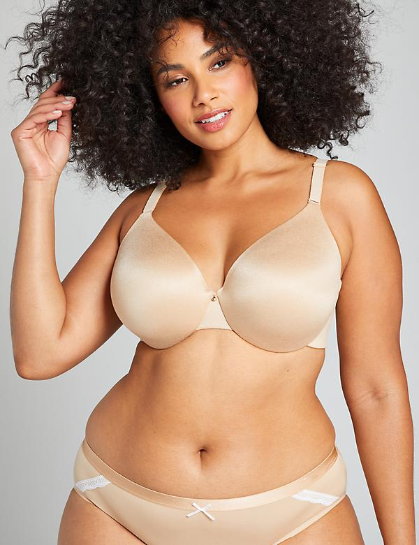 Invisible Backsmoother Lightly Lined Full Coverage Bra
