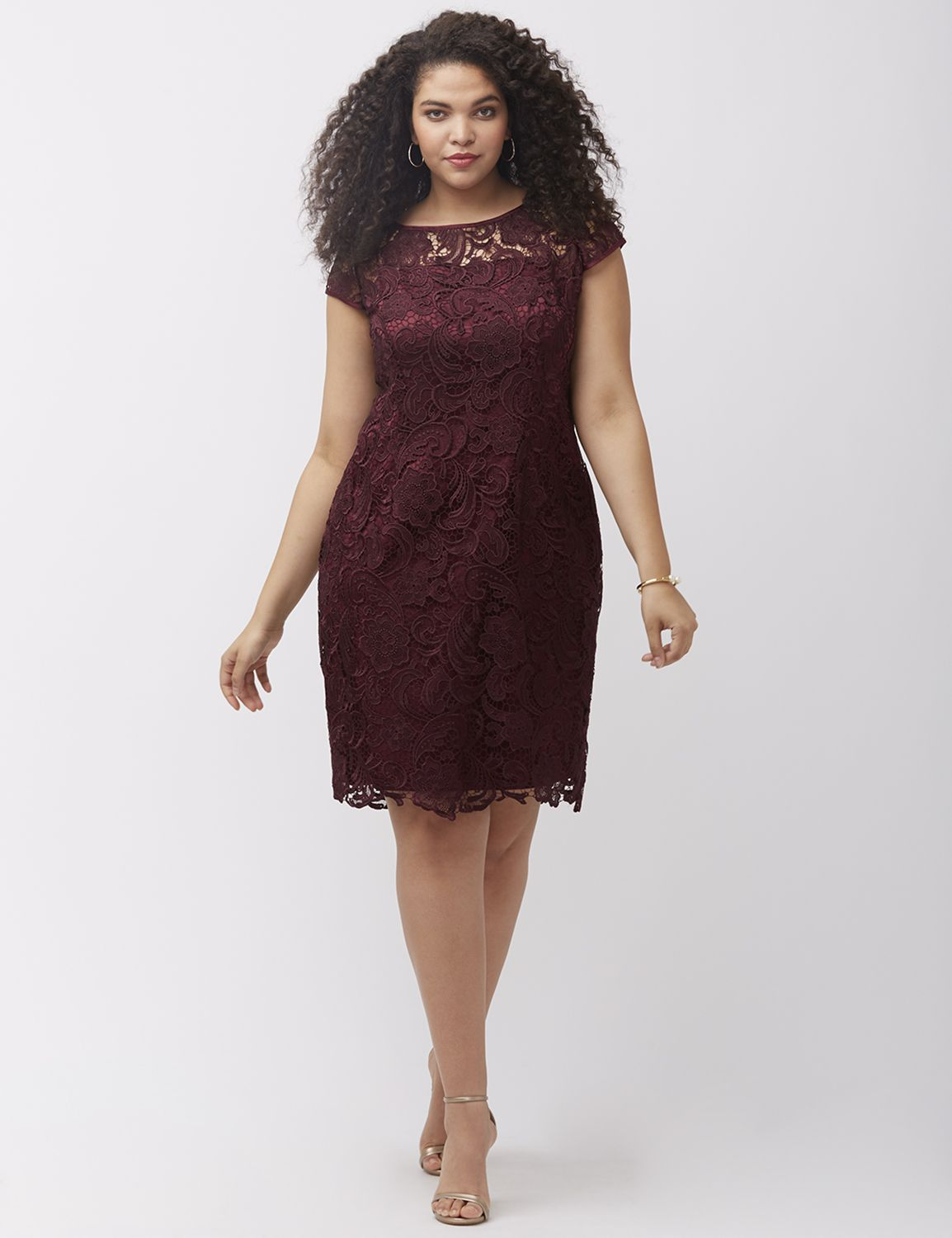 Adrianna Papell Evening Lace Dresses