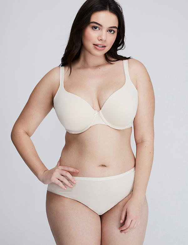 Cotton Lightly Lined T-Shirt Bra