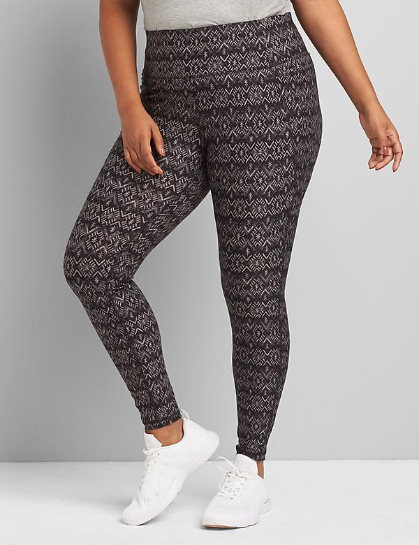 LIVI 7/8 Power Legging With Wicking