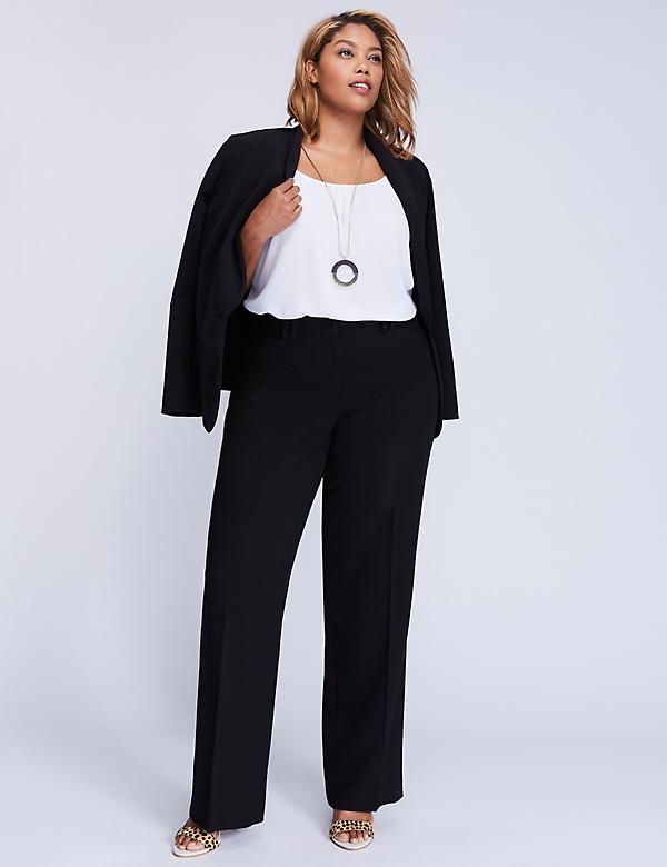 Ashley Tailored Stretch Trouser with T3 Technology