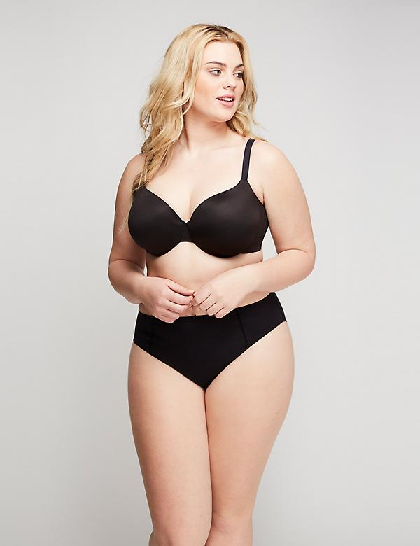 Side Smoothing Balconette Bra