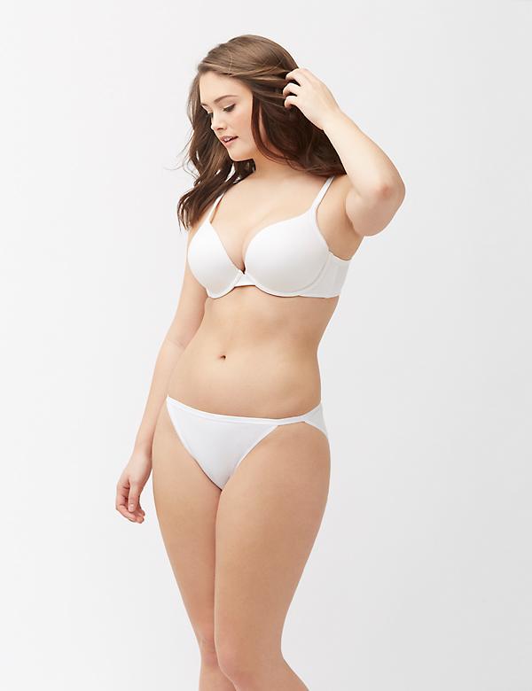 Size Bikini Panties String Plus