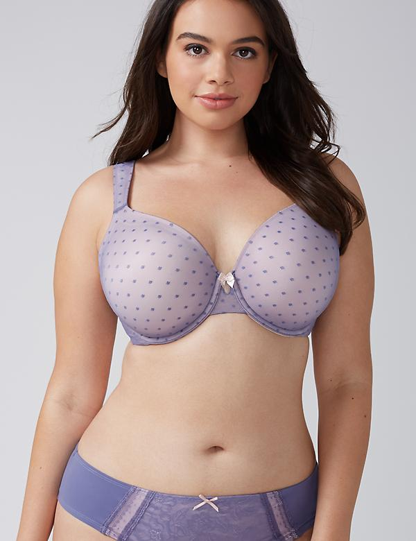 Intuition Lightly Lined Full Coverage Bra