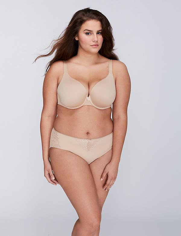 Indulge Lightly Lined Full Coverage Bra