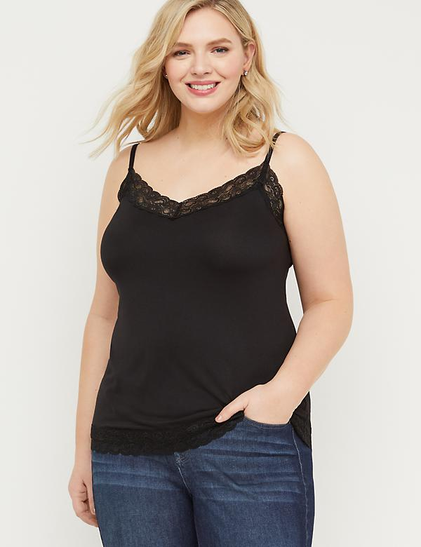 5a0f2cc8b2c Plus Size Camisoles   Tanks For Women