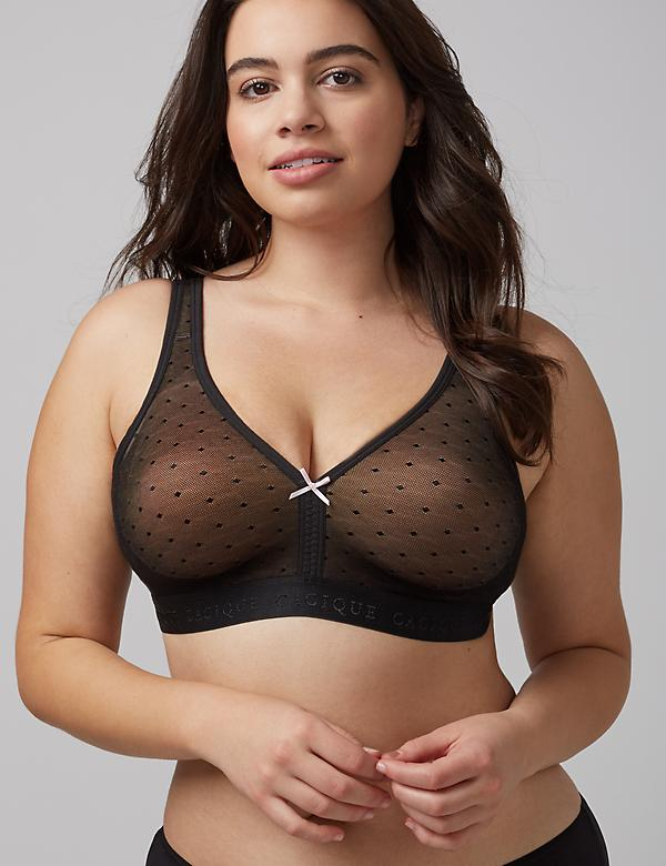 Cotton No Wire Unlined Full Coverage Bra