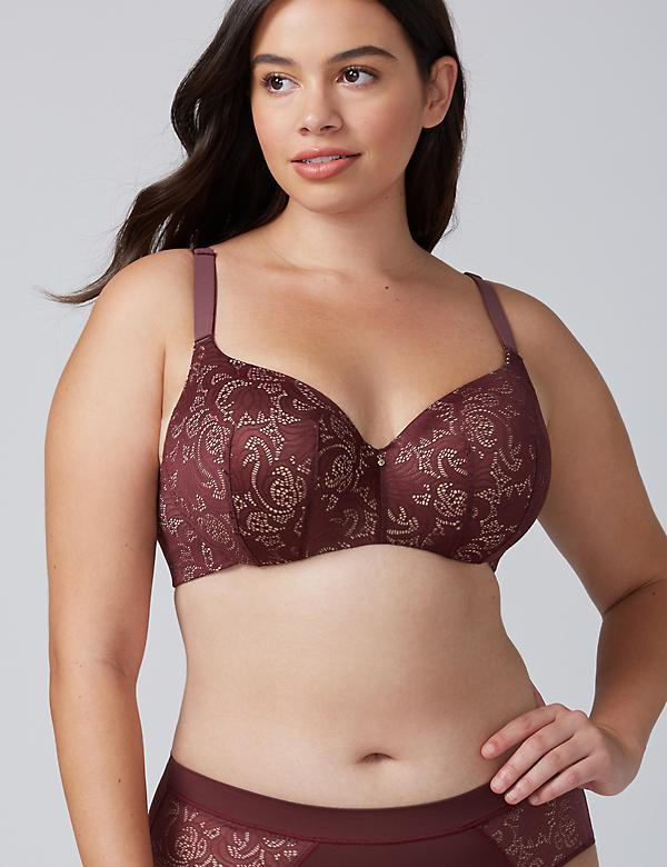 Invisible Backsmoother Lightly Lined Balconette Bra