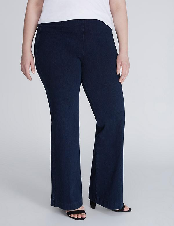 Denim Trouser by Lysse
