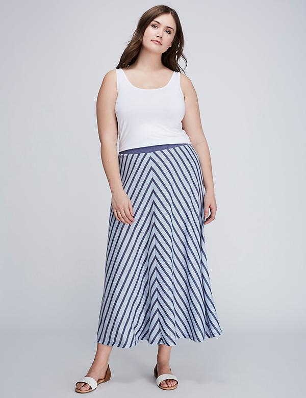 Plus Size Skirts - Plus Size Midi & Maxi Skirts | Lane Bryant