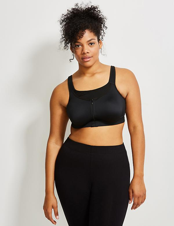 Double-Layer No-Wire Sport Bra